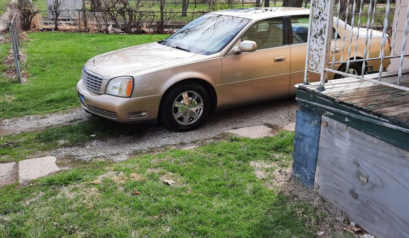 2005 Cadillac Deville Luxury Package full