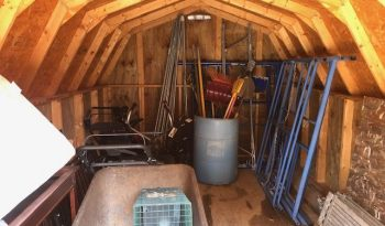 Pre-Owned Barn/Shed Building full
